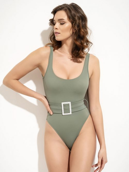 Nova-Lovekini-Green Swimsuit3