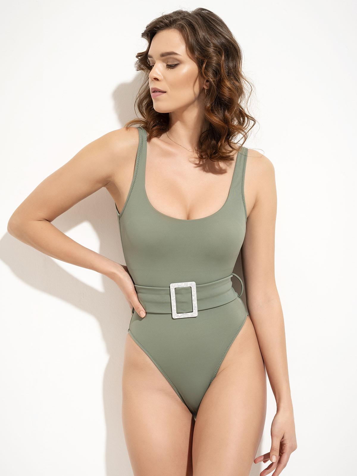Nova-Lovekini-Green Swimsuit3