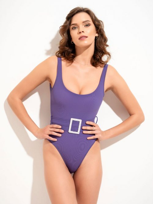 Nova-Lovekini-Violet Swimsuit