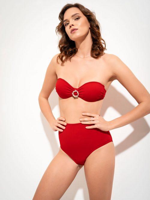 Diva-Lovekini-Red Bikini